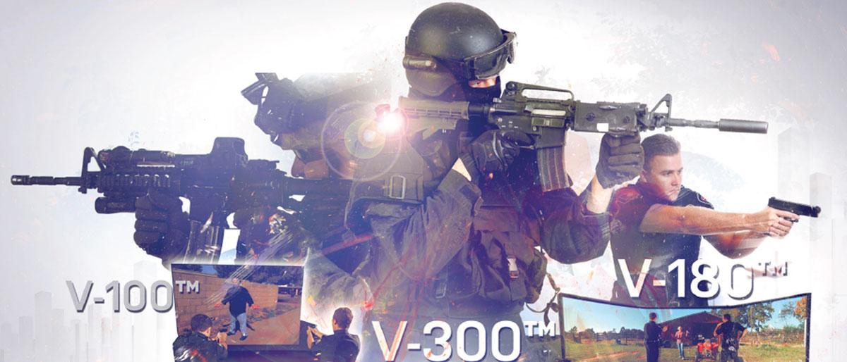 simulateur de tir tactique meritis