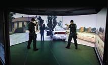 v-300 simulateur de tir virtra