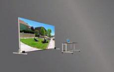 Simulateur de tir vst-pro 3d
